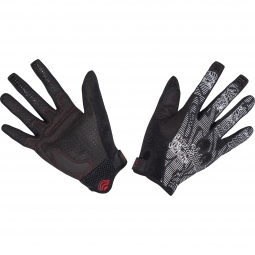 gore bike wear 2014 paire de gants longs fusion 2 0 noir