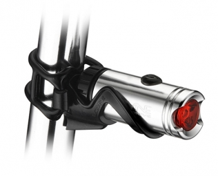 lezyne lampe arriere micro drive argent