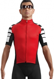 assos maillot ss cento s7 rouge