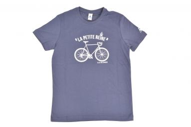 le coq sportif t shirt tour de france n 9 la petite reine bleu