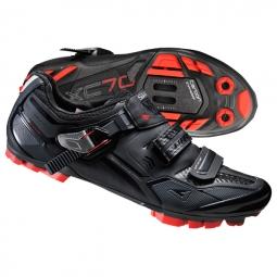 chaussures vtt shimano xc70 noir