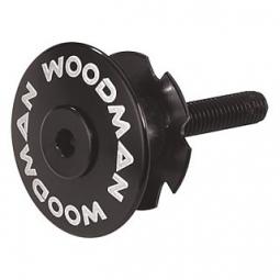 woodman couvercle jeu de direction capsule comp pour fourche 1 1 8 noir
