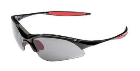 massi paire de lunettes wind noir