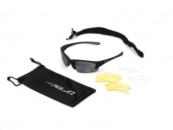 xlc paire de lunettes fridschi sg c08 noir
