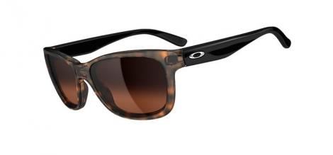 oakley lunettes femme forehand marron marron ref oo9179 06