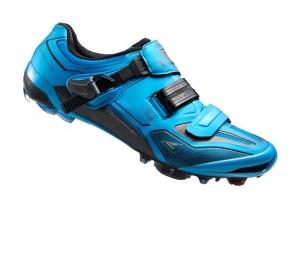 chaussures vtt shimano xc90 bleu