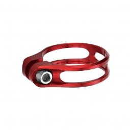 aerozine collier de selle a vis xcs1 0 rouge