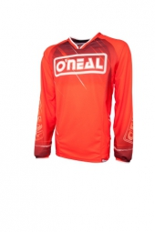 oneal maillot element fr greg minnaar signature rouge