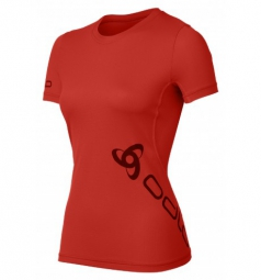 odlo t shirt running event ii formula one rouge