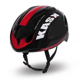 kask casque infinity noir rouge