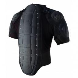 ixs veste de protection manches courtes hammer jacket noir