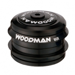woodman jeu de direction axis sicr comp semi integre 44mm 1 1 8 noir