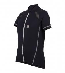 santini 2014 maillot manches courtes femmes charm noir
