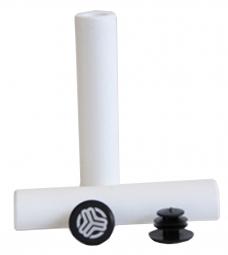 sb3 grips silicone blanc 30mm