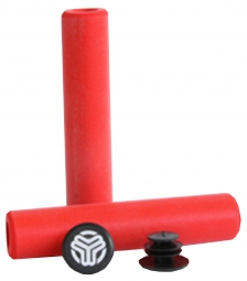 sb3 silicone grips rouge 30mm