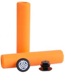 sb3 silicone grips orange 30mm
