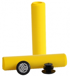 sb3 silicone grips jaune 30mm