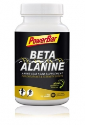 powerbar complements alimentaires beta alanine 112 comprimees