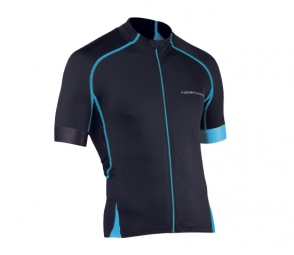 northwave maillot mamba noir bleu