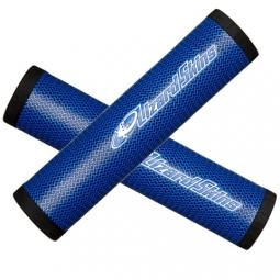 lizard skins dsp paire de grip 32 3mm bleu