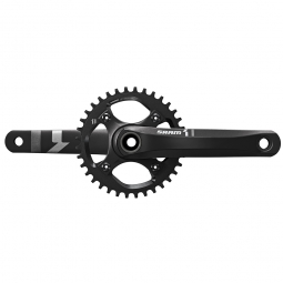 sram pedalier x1 1400 gxp 11v 32 dents 94mm bcd noir