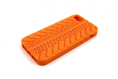 kink coque iphone 5 lyra orange