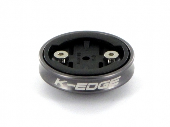 k edge support gravity pour garmin edge gris