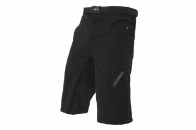 oneal short all mountain mud noir