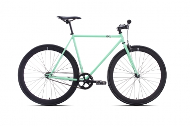 6ku velo complet fixie milan 2 mint green black
