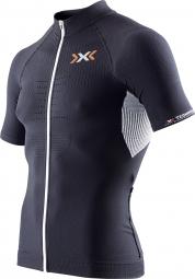 x bionic maillot manches courtes the trick noir