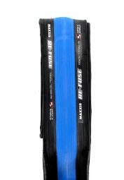 maxxis pneu route re fuse 700x23 noir bleu