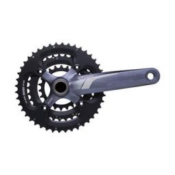 sram pedalier x7 bb30 3 3 3x10 vitesses 22 33 44 gris sans boitier