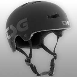 casque bol tsg superlight noir
