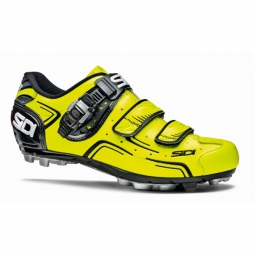 chaussures vtt sidi buvel 2015 jaune noir