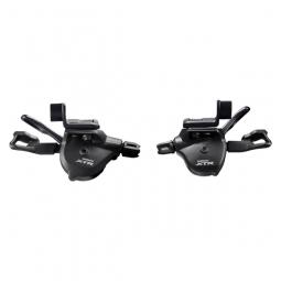 shimano paire de shifters 2 3x11v m9000 xtr i spec 2