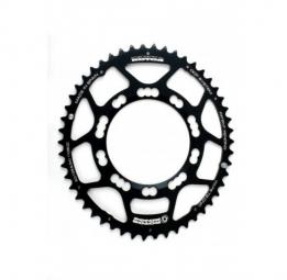 rotor plateau qrings route externe 110 ea noir