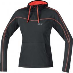 gore running wear veste femme essential noir