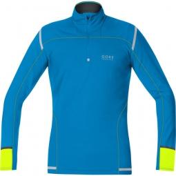 gore running wear maillot mythos 2 0 bleu