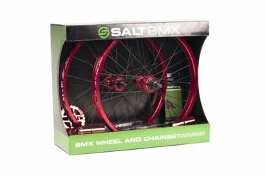 salt pack de roues plateau chaine pegs vallon rouge