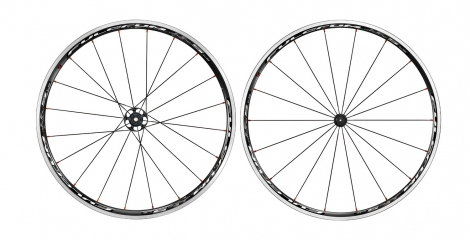 fulcrum paire de roues racing 5 black white corps campagnolo