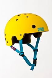 casque bol king kong new fit jaune