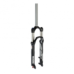 rockshox fourche 26 xc32 tk coil 120mm axe 9mm conique lockout noir mate