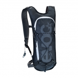 evoc sac cross country 3l poche 2l noir