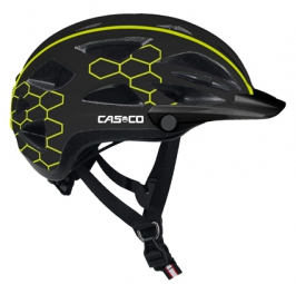casco 2015 casque ville chemin activ tc noir techno