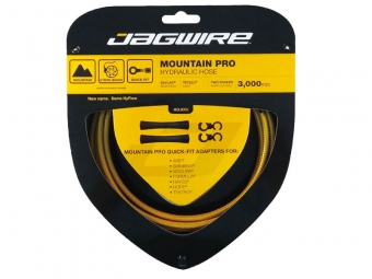 jagwire durite hydraulique mountain pro gold medal