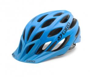 casque giro phase bleu mat
