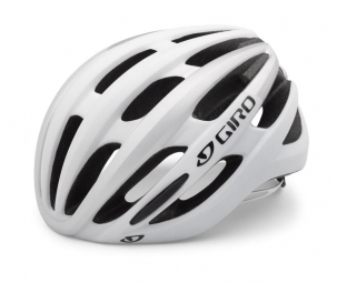 casque giro foray blanc mat