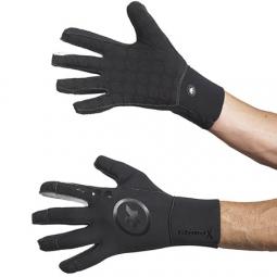 assos paire de gants rainglove evo7 noir