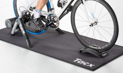 tacx tapis d entrainement noir mat t2910