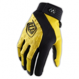 troy lee designs gants sprint jaune